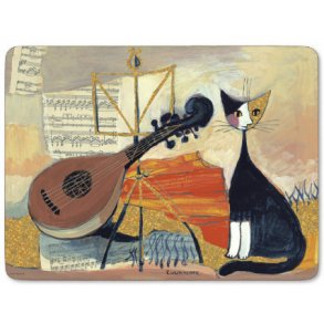 Musical Cat - Rosina Wachtmeister