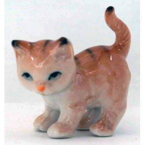 Små kattefigurer