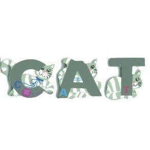 Kattealfabet