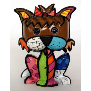 Romero Britto miniaturekatte