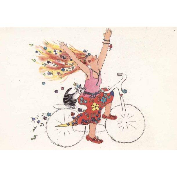 Cykel-lykke