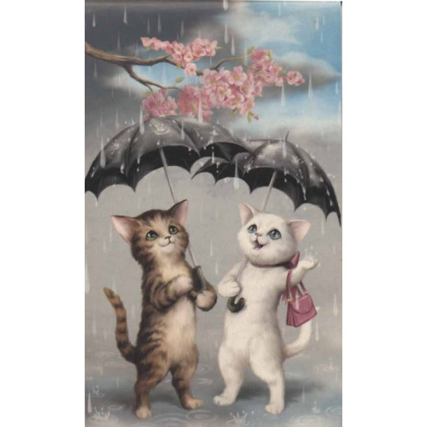 Raining Cats notesblok