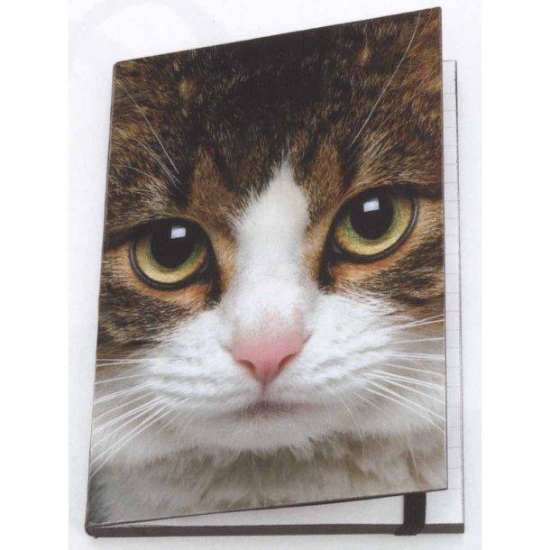 Tabby Cat notesbog