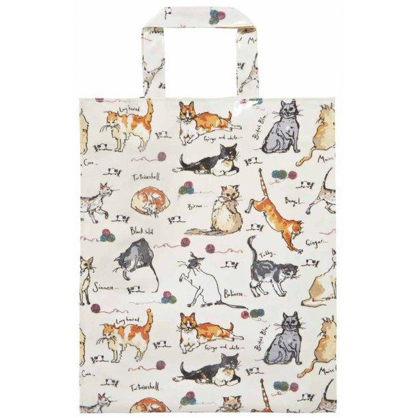 Stor shoppingbag<br>Madeleine Floyd Cats