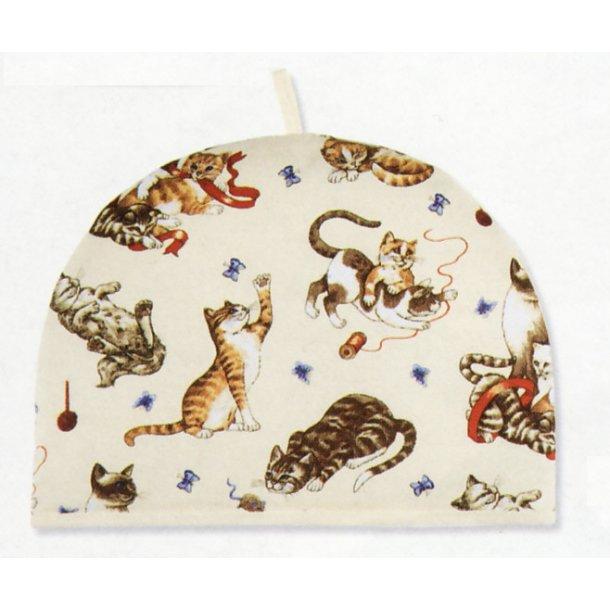 Butterfly Cats<br>Dekorativ tehætte