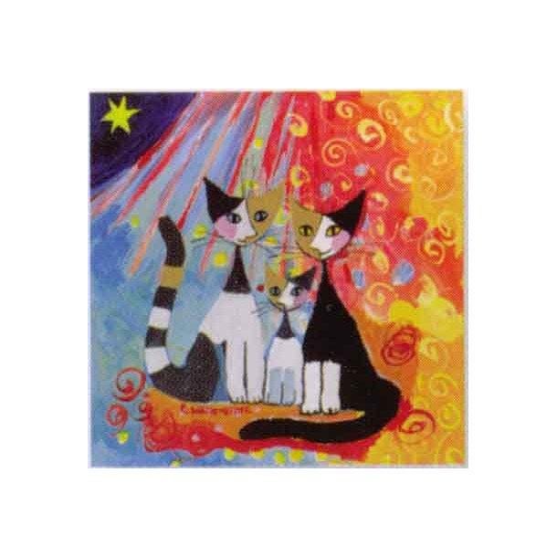 Starburst Cats<br>Rosina Wachtmeister serviet