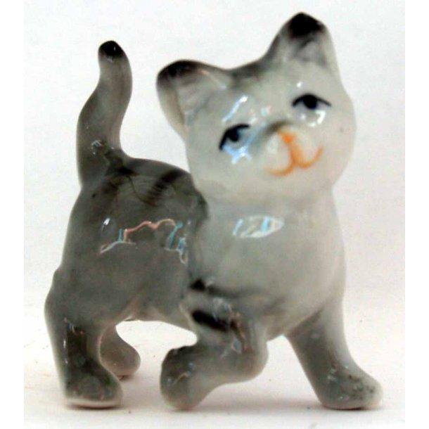 Misty -<br> Grå mini-kat