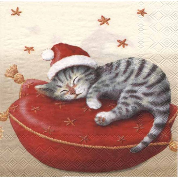 Santa Cat<br>Kaffeserviet