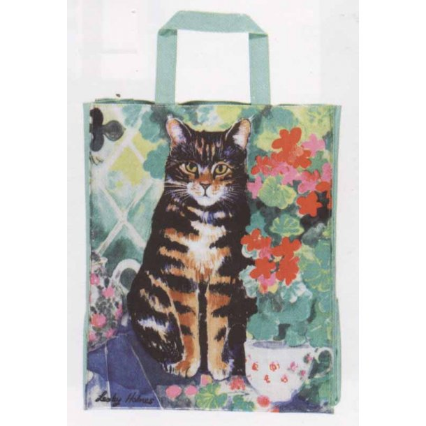 Conservatory Cat<br>Stor shoppingbag