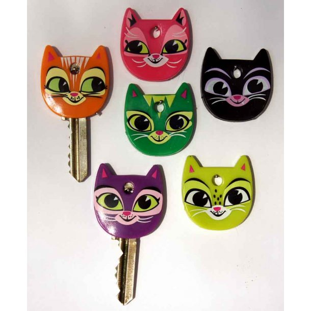Kitty Keys<br>holder styr på nøglerne